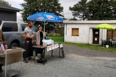Das Team des Bergkaffees Mankenbach